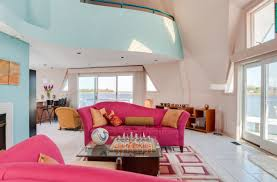 Pink Living Room Furniture Pink Sofas An Unexpected Touch Of Color In The Living Room