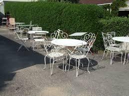 image of wrought iron patio chairs bistro iron patio antique rod iron patio