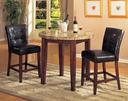 bar height patio chair: bar height patio table and chairs feel the home