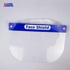 China <b>Adjustable Transparent</b> Full Face Protective <b>Visor Face Shield</b>