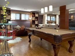 pool table decor basement rec room ideas hbdds hdivd basement a sxjpgrendhgtvcom baseme