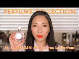 NEW <b>GUERLAIN Meteorites Le</b> Parfum + Perfume Collection ...