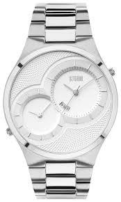 <b>Наручные часы</b> STORM Duodex <b>Silver</b>