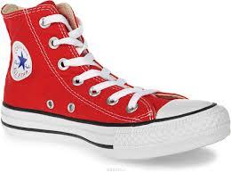 Купить кеды <b>Converse</b>, цвет: красный. Кеды Chuck Taylor <b>All Star</b> ...
