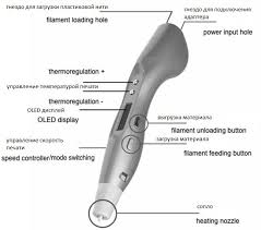 Руководство пользователя 3D ручки <b>MyRiwell</b> RP 400A