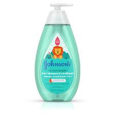 Johnson's Baby No More Tangles <b>Kids</b>' <b>Shampoo &</b> Conditioner with ...