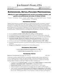 accounting resumes examples template sample of accounting resume examples of accounting resumes