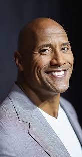 <b>The Rock</b> (Dwayne Johnson)