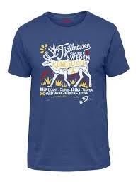 <b>Футболка Fjallraven Classic</b> SWE T-Shirt, цена 1 299 грн., купить в ...