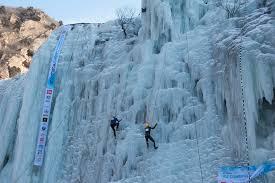 escalada en gel una competici oacute trepidant fosbury