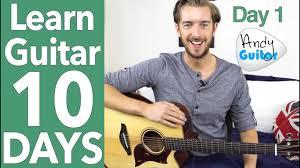<b>Guitar</b> Lesson 1 - Absolute Beginner? Start Here! [Free 10 Day ...