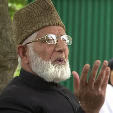 Pressure is mounting on Hurriyat hawk Syed Ali Shah Geelani to reveal the names of BJP leader Narendra Modi's emissaries, who he claimed came to meet him in ... - 229269-syed-ali-geelani-rna