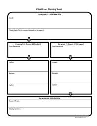essay plan template essay planning sheet   template   template essay planning sheet