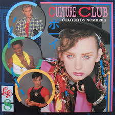 <b>Culture Club</b> - <b>Colour</b> By Numbers | Releases | Discogs