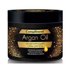 <b>Скраб для тела</b> Compliment Argan Oil | Отзывы покупателей