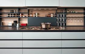 kitchen wooden lacquered planet varenna poliform