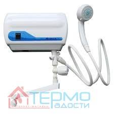 Проточный <b>водонагреватель Atmor New 7</b> кВт (Душ+кран ...