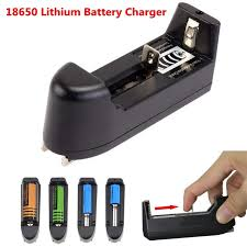 18650 Lithium Battery Charger For <b>3.7V 18650 16340 14500</b> Li ion ...