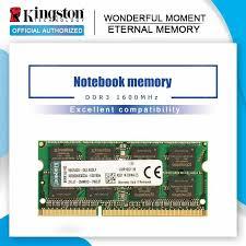 Original <b>Kingston</b> Memory Intel Gaming Memory <b>DDR3</b> RAM 8GB ...