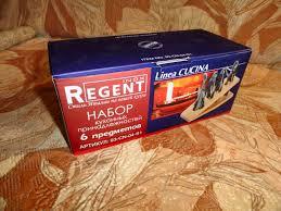 Обзор на <b>Набор кухонных принадлежностей</b> Regent inox <b>6</b> ...