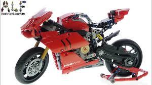<b>LEGO Technic</b> 42107 <b>Ducati Panigale</b> V4 R - Lego Speed Build ...