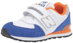 New Balance Kids <b>574</b> V1 <b>Hook and Loop</b> Sneaker Sneakers Girls