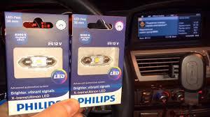 LED <b>лампы PHILIPS</b> X-tremeUltion LED fest 38mm для освещения ...