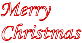Image result for merry christmas text black and white