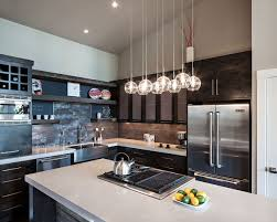 50 stunning kitchen pendant lights you can buy right now black modern kitchen pendant lights