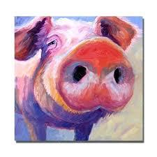 <b>pig wall art</b> – merrillfeitell.com