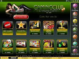 Top 5 Online Casinos Games