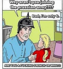 Prestigious Prussian Memes via Relatably.com