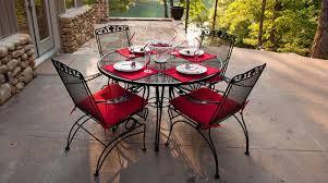 wrought iron patio chair cushions black patio chair cushions
