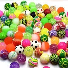 5pcs <b>10pcs</b> Different Mixed <b>Bouncy</b> Ball Solid Floating <b>Bouncing</b> ...