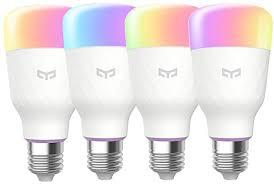 <b>YEELIGHT Smart LED</b> Color Bulb, Multi Color RGB, Wi-Fi ...