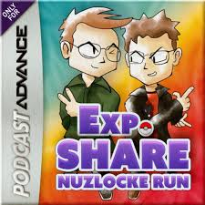 EXP. Share: Pokemon Playthrough Podcast