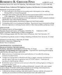 resume sample banker financial  gifinvestment banker resume example