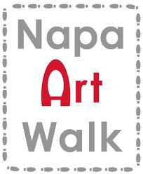 Image result for napa art walk logo