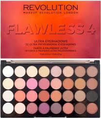<b>Makeup Revolution Ultra 32</b> Eyeshadow Palette 20 g - Price in India ...