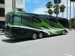 909 300 5409 rv paint jobs rv custom painting paint mode of transportation serafini amelia rv great custom paint the green