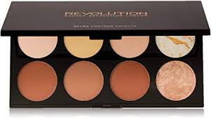 <b>Makeup Revolution Ultra</b> Professional Contour Palette - Powder ...