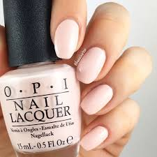 Stop <b>it</b> I'm blushing! - <b>OPI Soft shades pastels</b> collection | Blush nails ...