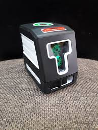 Уровень лазерный с зеленым лучом <b>Crystal 10G</b> VH <b>FUBAG</b>