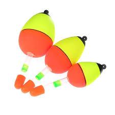 Aliexpress.com : Buy <b>5 pcs</b>/<b>set</b> Night Glowing <b>Fishing Float</b> Glow ...