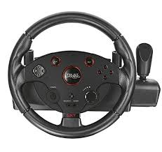<b>Trust GXT 288</b> PC & PS3 <b>Racing</b> Wheel with- Buy Online in Kenya at ...