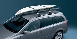 Opel Astra Family универсал <b>Крепление</b> для <b>доски для серфинга</b> ...
