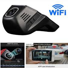 Wifi HD <b>Hidden</b> Dual Lens <b>Car</b> SUV DVR Camera Video Recorder ...