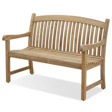 the modern chic teak wood luxurious outdoor garden 5 feet bench teak patio furniture chic teak furniture