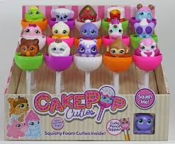 <b>Игровые фигурки Cake</b> Pop Cuties Игрушка в индивидуальной ...