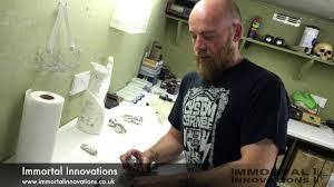 Immortal Innovations // Depth <b>adjustment</b> on the KillerBee <b>Tattoo</b> ...